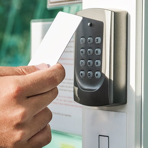 Access Control Systems - Allwatch Alarms